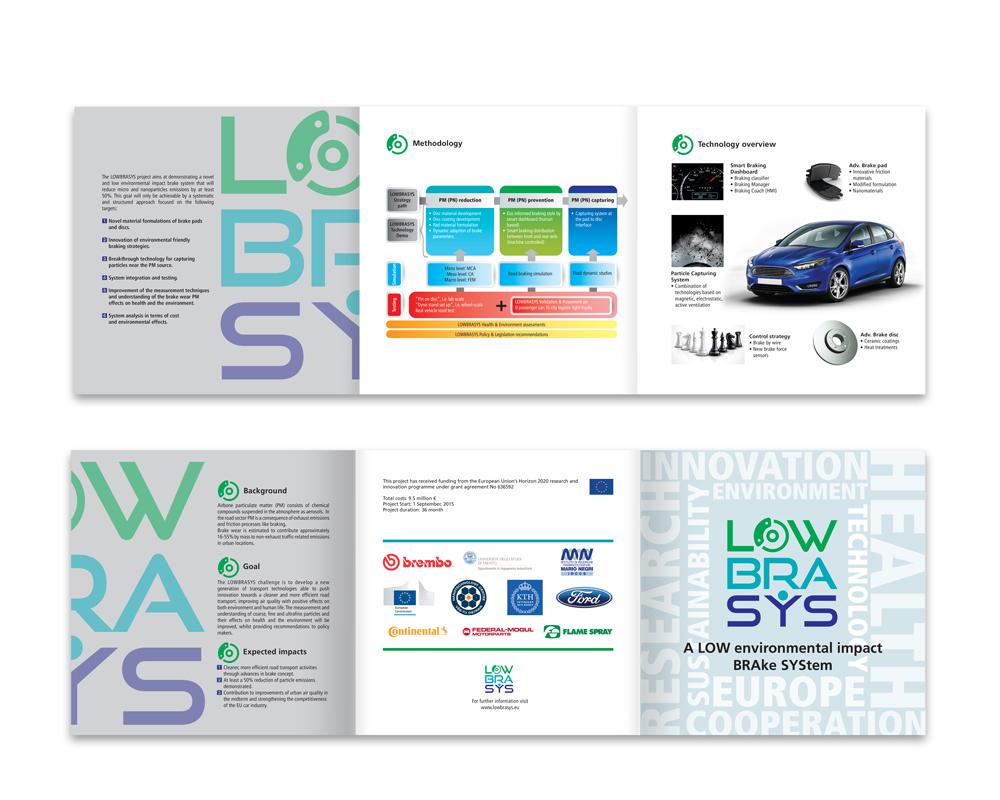 Progetto Lowbrasys | Pieghevole
