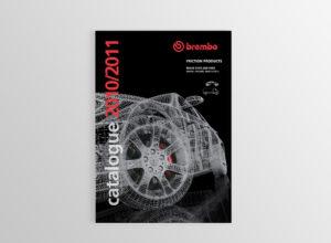 brembo copertina catalogo 2010/2011