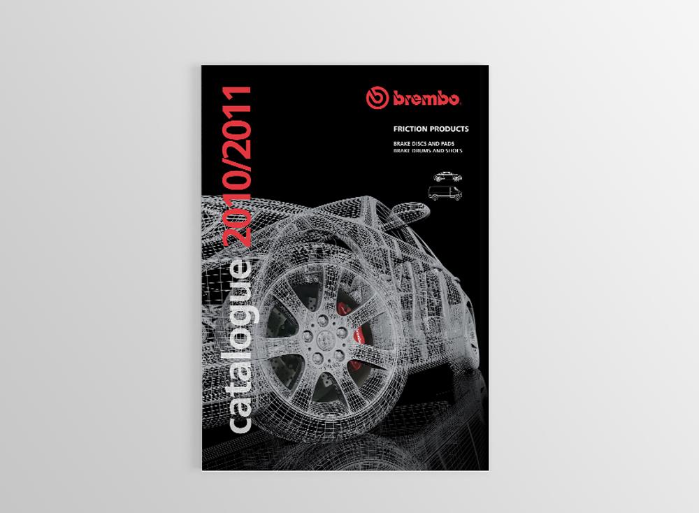 BREMBO | Catalogo dischi e pastiglie 2010/2011
