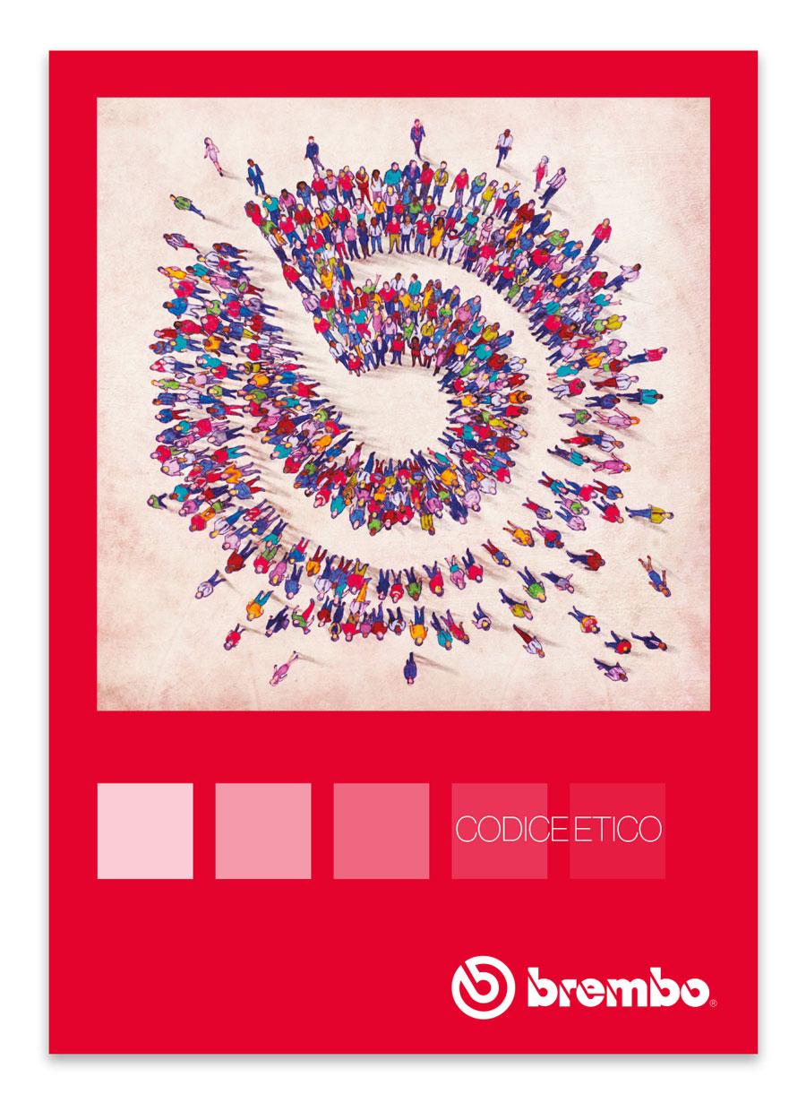 Brembo Codice Etico 2016 copertina