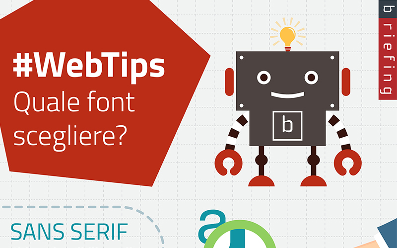 What font to use? | Web Tips n' Pills [Infographics]