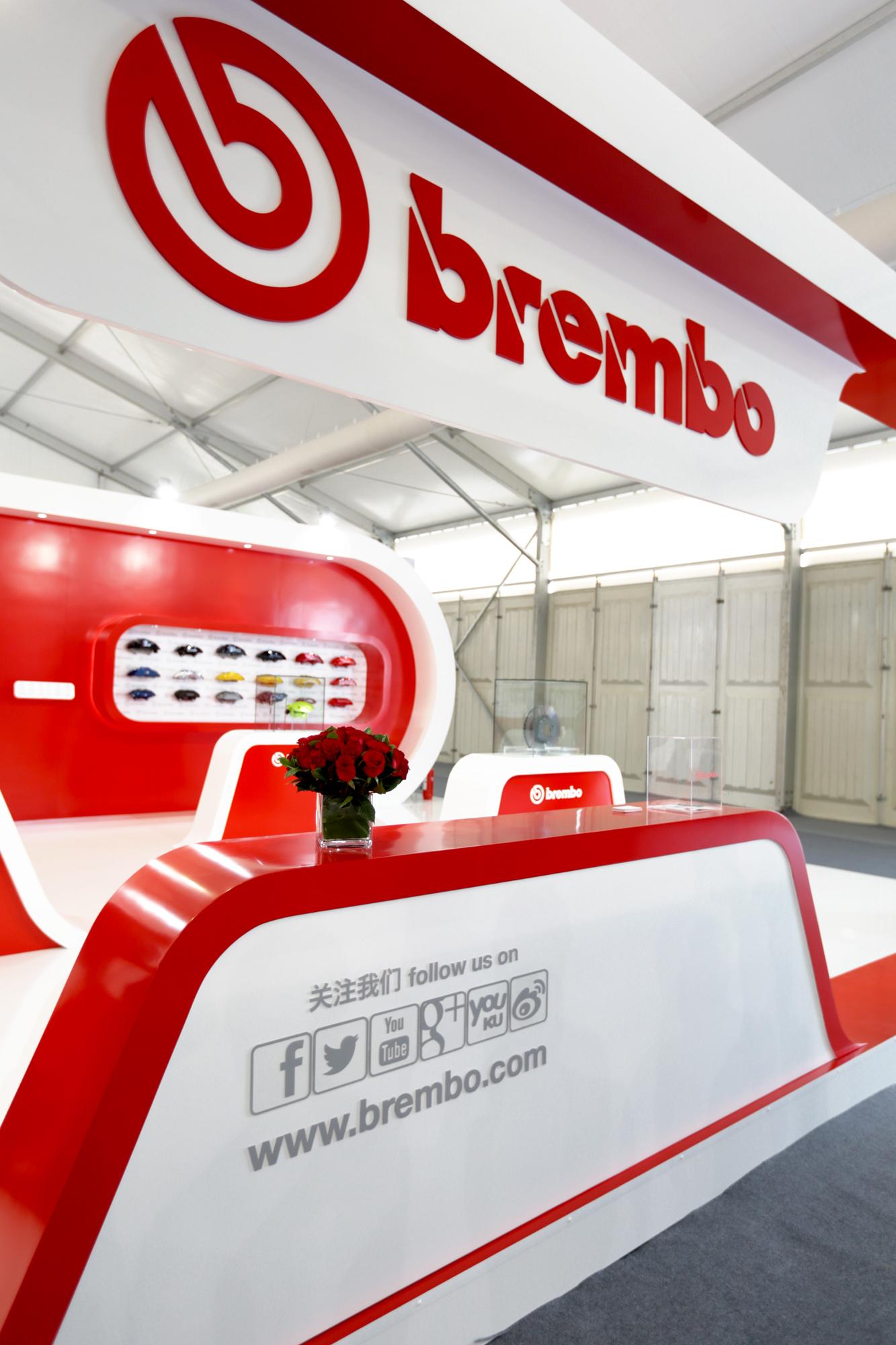 BREMBO | Autochina 2014