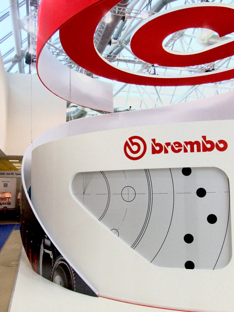 BREMBO | MIMS 2015