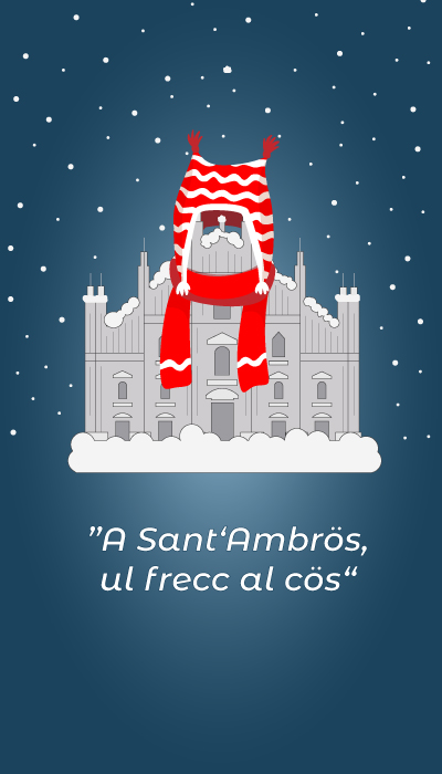 Briefing Milano | Sant Ambrös