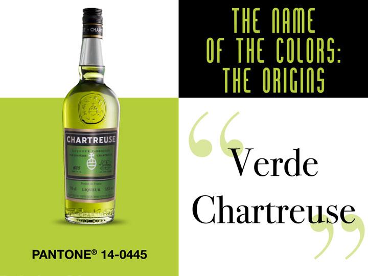 #ColoriDelMondo:<br /> le origini del verde chartreuse