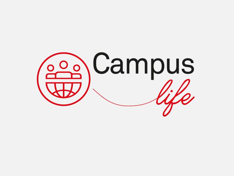 Kilometro Rosso<br/> Campus Life logo