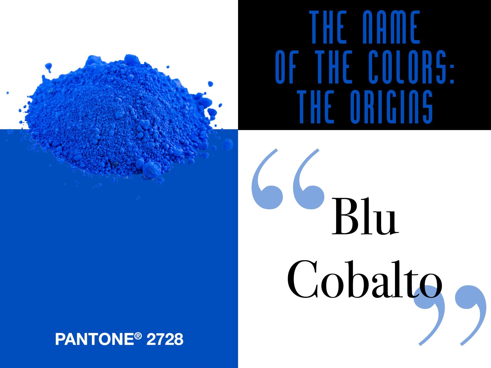 #ColoriDelMondo:<br /> le origini del Blu Cobalto