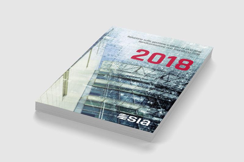 Sia | Relazione di Bilancio 2018 <br /> e Rendicontazione non finanziaria 2018