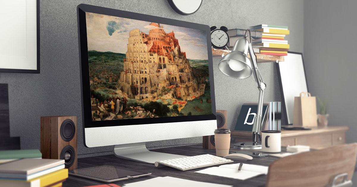 450 anni di Brueghel: la Babele della comunicazione